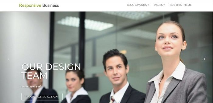 Responsive Business-Thema