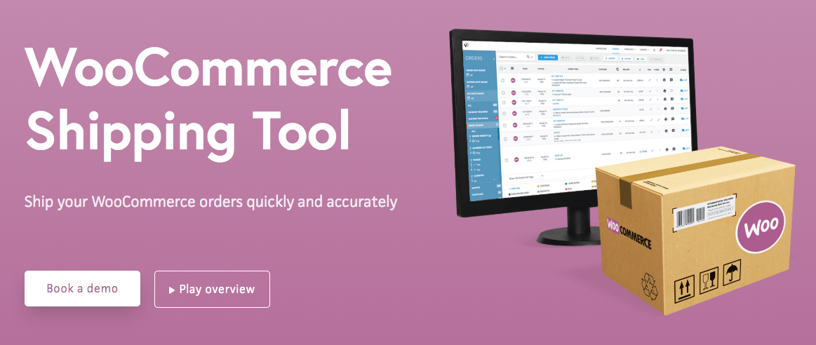 WooCommerce Shipping Tool