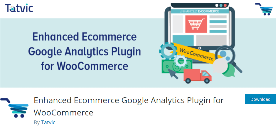 WooCommerce dodatak Google Analytics