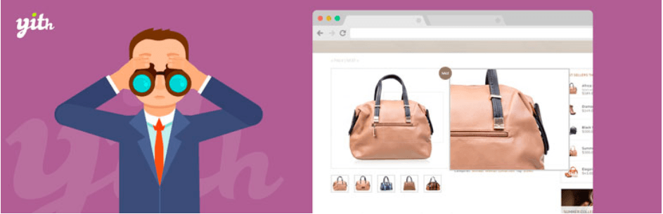 Yith WooCommerce Zoomvergroter