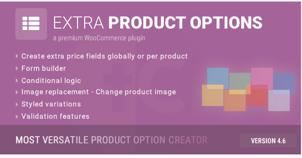 Woocommerce Extra Product Alternativ