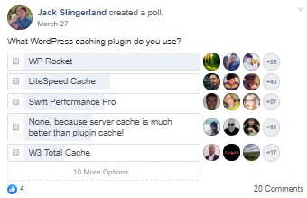 2019 poll plugin ng cache