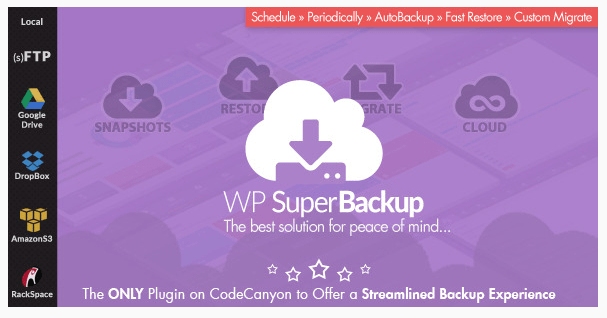 WP Super Backup