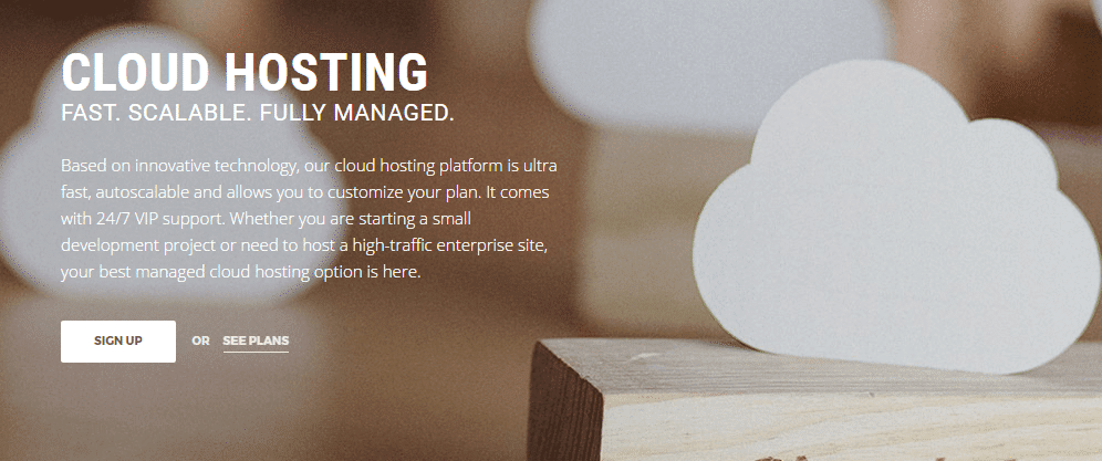 SiteGround Cloud-hosting