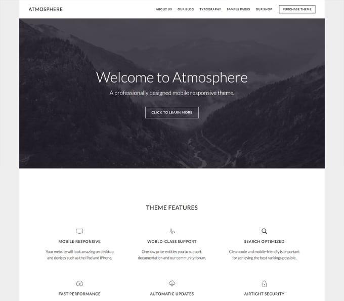 Atmosphere-StudioPress-Theme