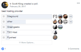 Best-Web-Hosting-Provider-Poll