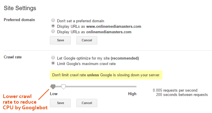 Crawl-Rate-Google-Search-Console