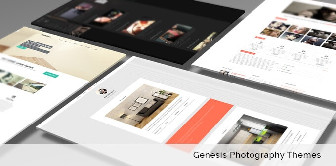 Genesis Photography Themes