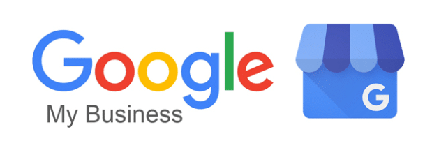 Логотип Google My Business