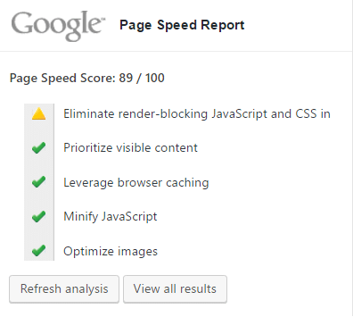 google-faqe-speed-wordpress-pult
