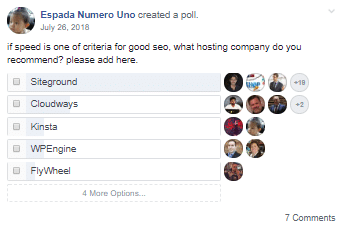 Hosting-Poll-For-Speed