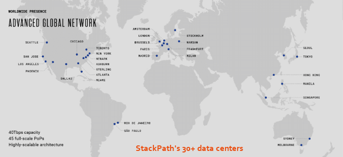 StackPath-datu centri