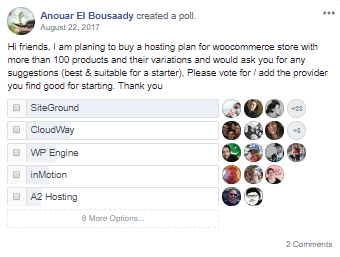 WooCommerce-Hosting-FB-Poll