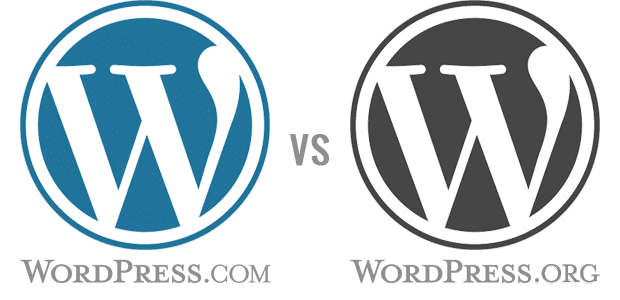 WordPress.com対WordPress.org SEO