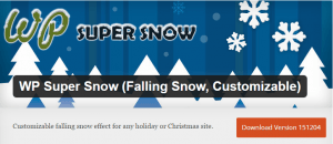 WP Super Snow