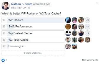 wp rocket vs w3 totla cache